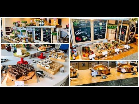Cafe G, Holiday Inn, OMR Chennai buffet #cafeG #holidayinn ...