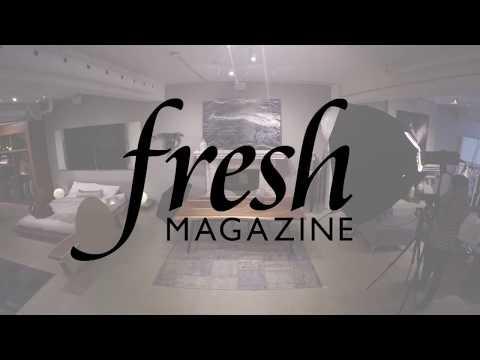 Fresh Mag: Behind the Scenes with Tosca Reno