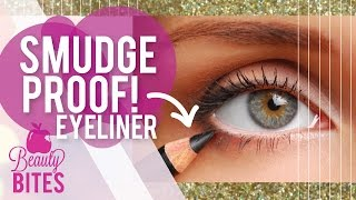 How to Stop your Eyeliner from Smudging | Pretty Smart