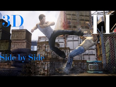 3D Fights: Martial Arts Club II (Sleeping Dogs) (3D for PC/3D phones/3D TVs/Crossed Eyes)