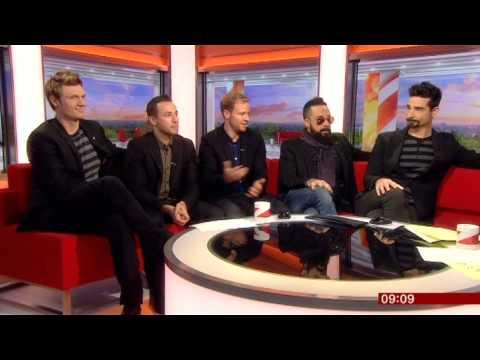 Backstreet Boys  BBC Breakfast