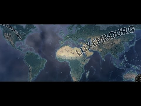 HOI IV - Luxembourg World Conquest EP40