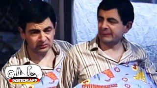 Bettzeit für Mr. Bean