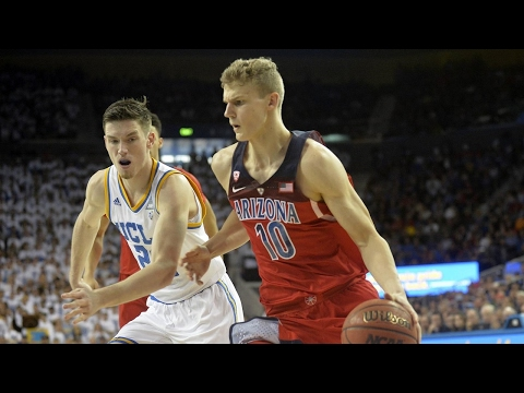Highlights: No. 14 Arizona men's basketball gets huge win over UCLA to stay perfect in Pac-12