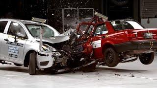 Безопасность Автомобилей. Краш - Тесты. Euroncap. Arcap