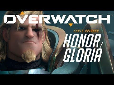 Corto animado de Overwatch: «Honor y gloria» (ES)