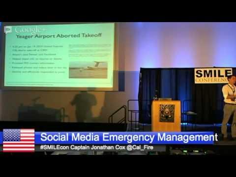 Social Media & Community Response Partnerships For Emergency Response