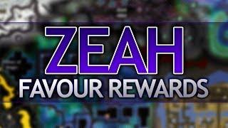 Best Zeah Rewards (from favour)