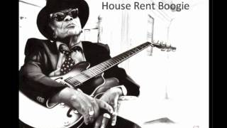 John Lee Hooker - House Rent Boogie
