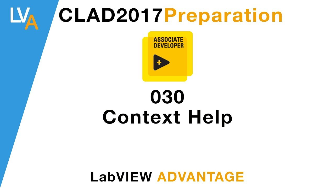 Labview clad 030 context help youtube labview clad 030 context help 1betcityfo Choice Image