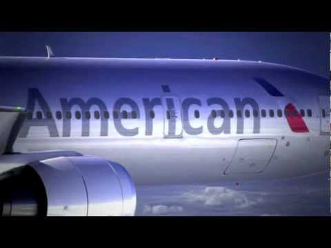 American Airlines New Logo and Livery