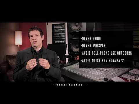 Screaming vs. Whispering // Atlantic Records Project Wellness