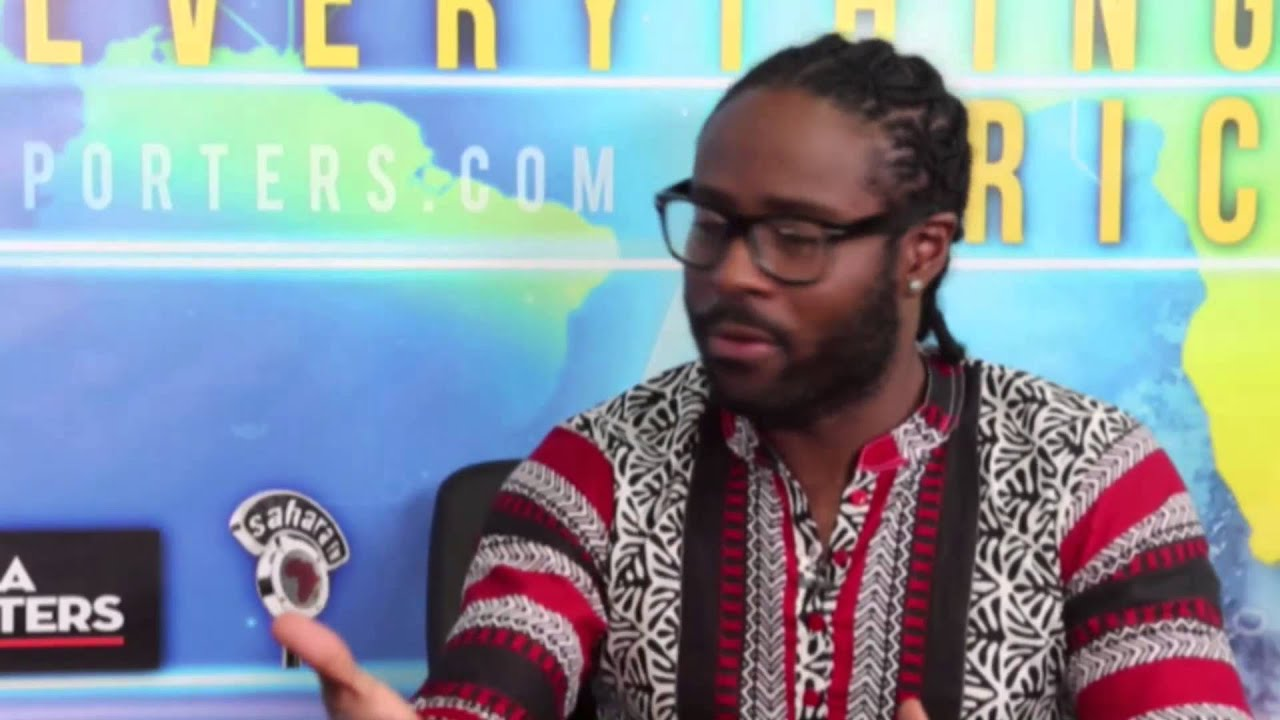 Kirk Brown Speaks On Upcoming African Entertainment Award USA 2015