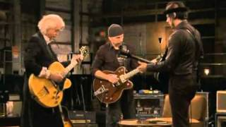 The Edge, Jack White & Jimmy Page - Seven Nation Army...ALE