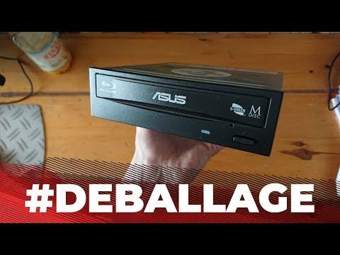 Graveur Blu-ray, M-Disc Et DVD - ASUS BW-16D1HT #DEBALLAGE