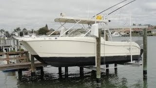 [SOLD] Used 2003 World Cat 250 DC Catamaran in Largo