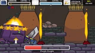 MiniJuguemos Chibi Knight - Ep. 2 Los 3 Guardianes y Jefe Final