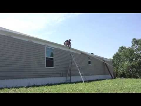 How To Install A Long Piece Of Raingutter By Yourself 75