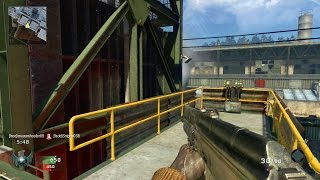GUY IS MAD AT CHEATERS! Black Ops 1 FFA