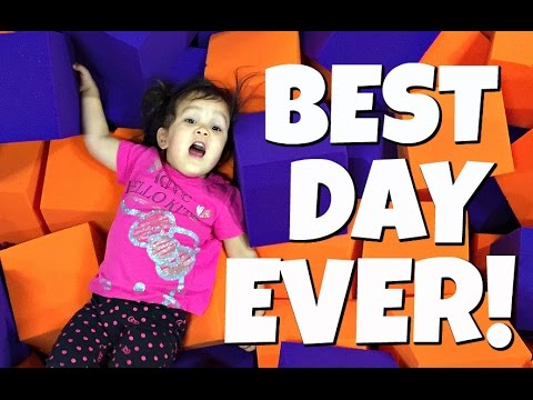 THE BEST DAY EVER!  - October 12, 2016 -  ItsJudysLife Vlogs