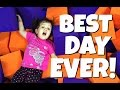 THE BEST DAY EVER!  - October 12, 2016 -  ItsJudysLife Vlogs