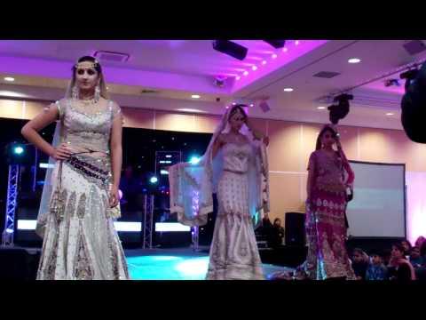 Asian Bridal Dresses at WedAsia Fashion Show