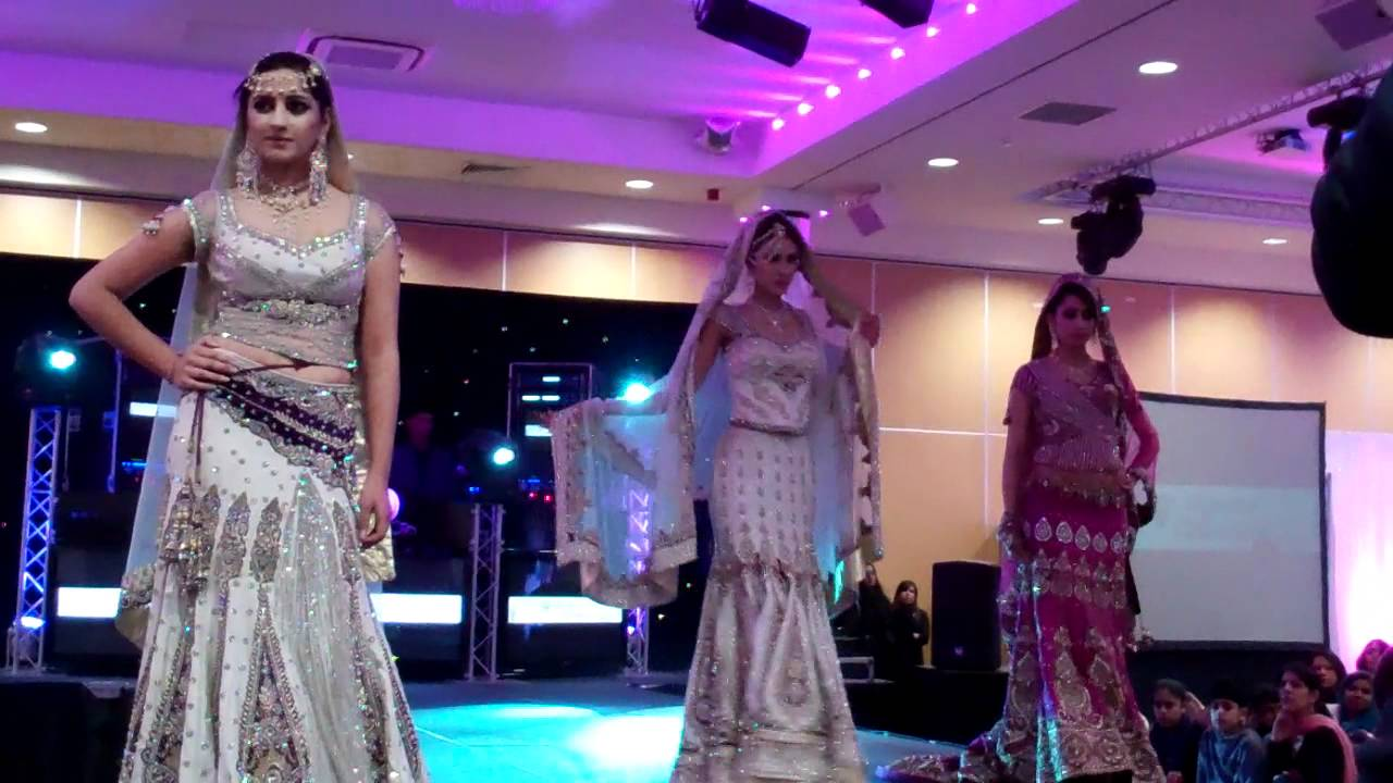 Asian Bridal Dresses At WedAsia Fashion Show