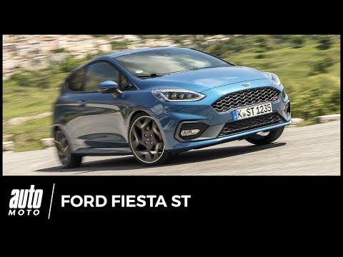 2018 Ford Fiesta ST - ESSAI : S'T une vraie petite GTi !