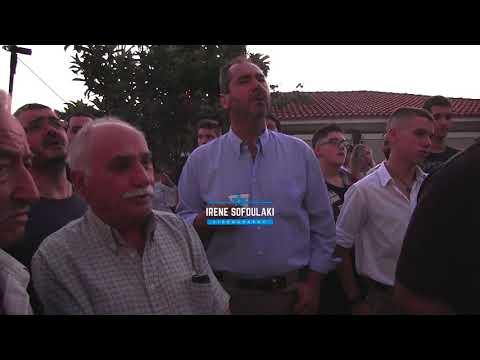Σπήλι: Καντάδα Αφιέρωμα ΘΑΝΑΣΗΣ ΣΚΟΡΔΑΛΟΣ / Spili: Tribute Cretan Serenade THANASIS SKORDALOS (2018)