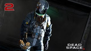 Прохождение Dead Space 3 - Часть 2 — Сам по себе | U.S.M. «Эвдора»