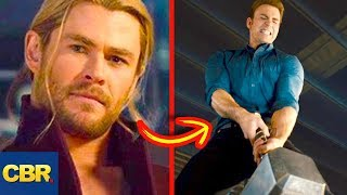 Download 10 Superhero Characters Who've Lifted Thor's Hammer Mp3 and Videos