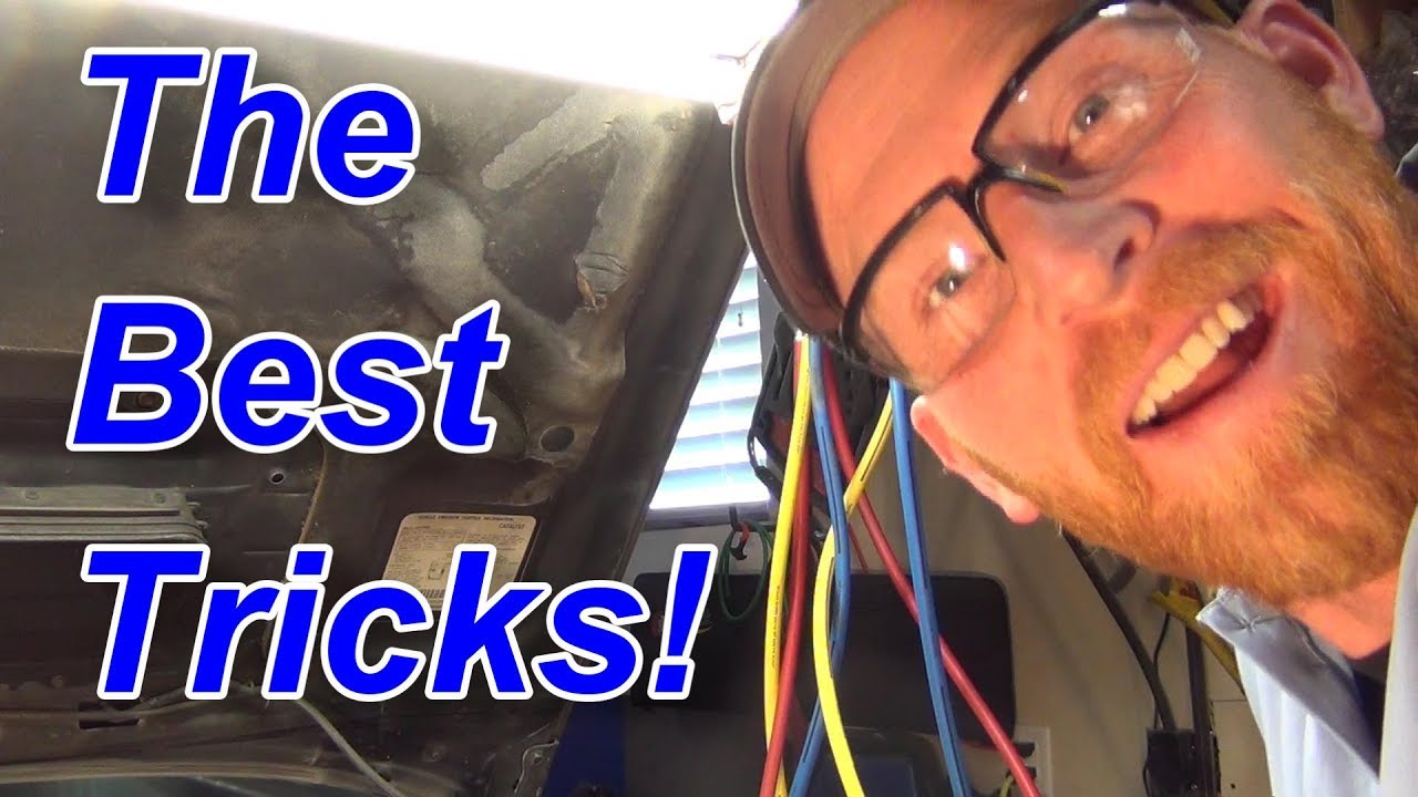 How To Replace An Ac Compressor Comprehensive Subaru Example Youtube Wiring Diagram