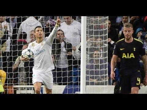 Data dan Fakta  Real Madrid vs Tottenham Hotspur