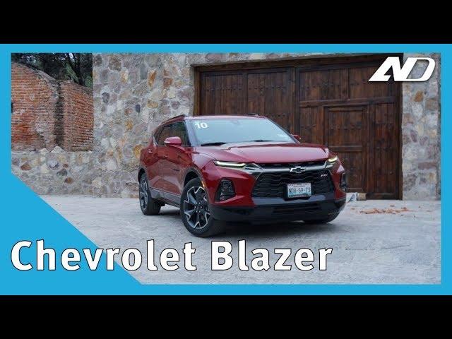 Chevrolet Blazer 2019 - ¿El Camaro de las SUV? - Primer Vistazo