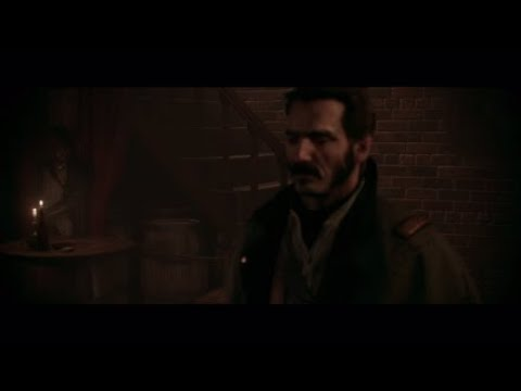"""The Order 1886 - Chapter XIV - """"A knight of old"""""""