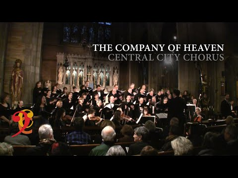 The Company of Heaven (Benjamin Britten)