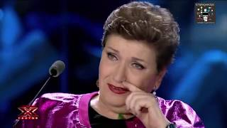 Xfactor 2017 Italy  XF11  Italia Best Audition part 3 XF11 Andrea Uboldi Itaca all the judges cry