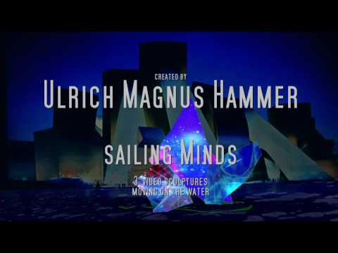 SAILING MINDS   -   For Guggenheim Museum  Abu Dhabi