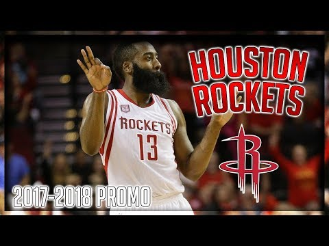 Houston Rockets 2017-2018 PROMO // Butterfly Effect // [HD] Rockets Hype