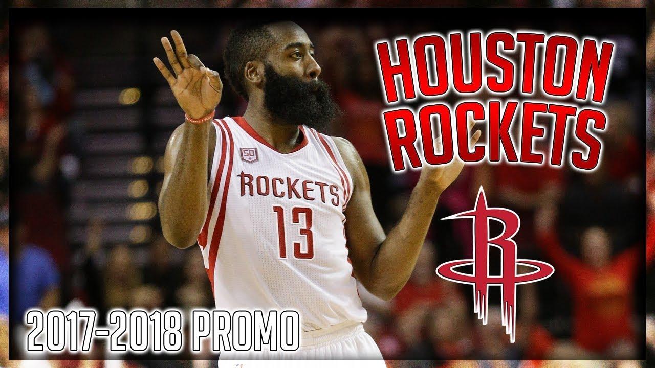 Houston Rockets 2017-2018 PROMO // Butterfly Effect // [HD