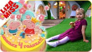 День рождения Лизы. Празднуем в JOKI JOYA ТРК Монпасье. Шоу мыльных пузырей. Подарки.