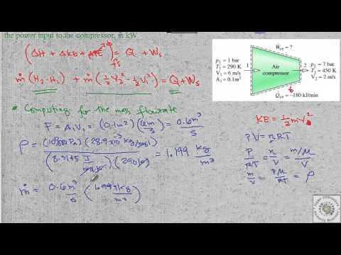 2 Calculating Compressor Power