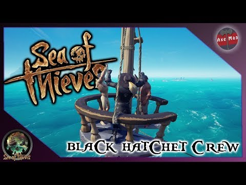 THE CAPTAIN HAS A NEW SHIP AND NEW CREW | PIRATE SEA OF THIEVES [GAMEPLAY EP6]