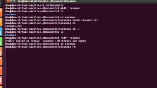Linux Terminal commands and navigation for Beginners -Part4
