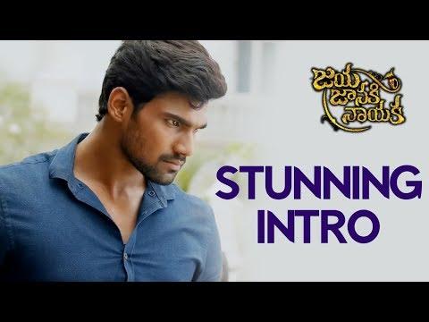 Bellamkonda Srinivas Stunning Intro Fight - Jaya Janaki Jayaka Movie Scenes - Rakul Preet Singh thumbnail