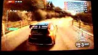 Colin McRae Dirt on Playstation 3