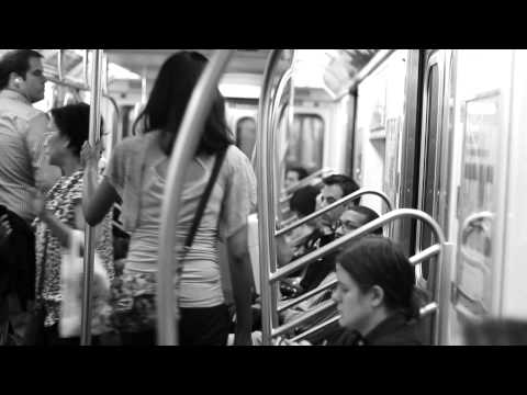 Trip To SoHo in NYC (camera video test - Canon 650D/T4i) Black and White