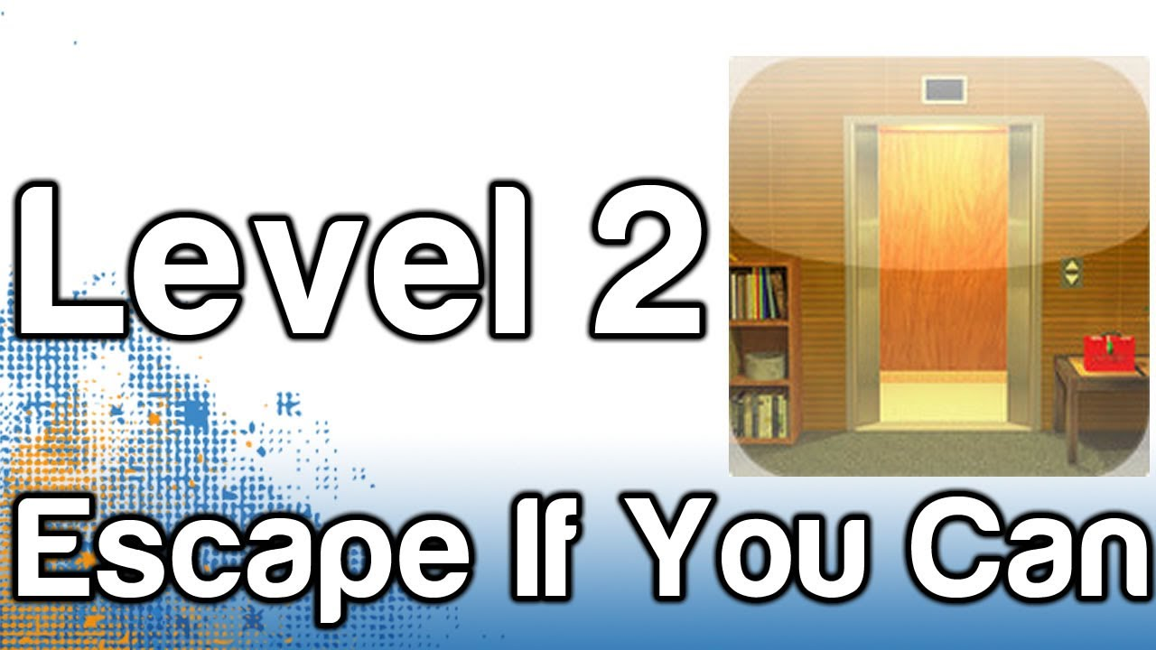 escape if you can level 2 ipad