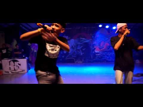 VAKSIN - Redho & Macbee | Live Perform at HipHop Jam Vol 9 - Anniversary HNS