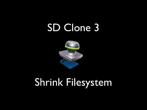 SD Clone | Twocanoes Software | SD Clone clones/shrinks